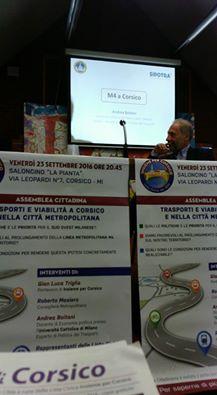 Sud Ovest Milano unito per la M4 #M4SI